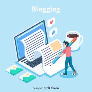 masih memilih blog