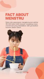 social media campaign menstrufact menstruhero