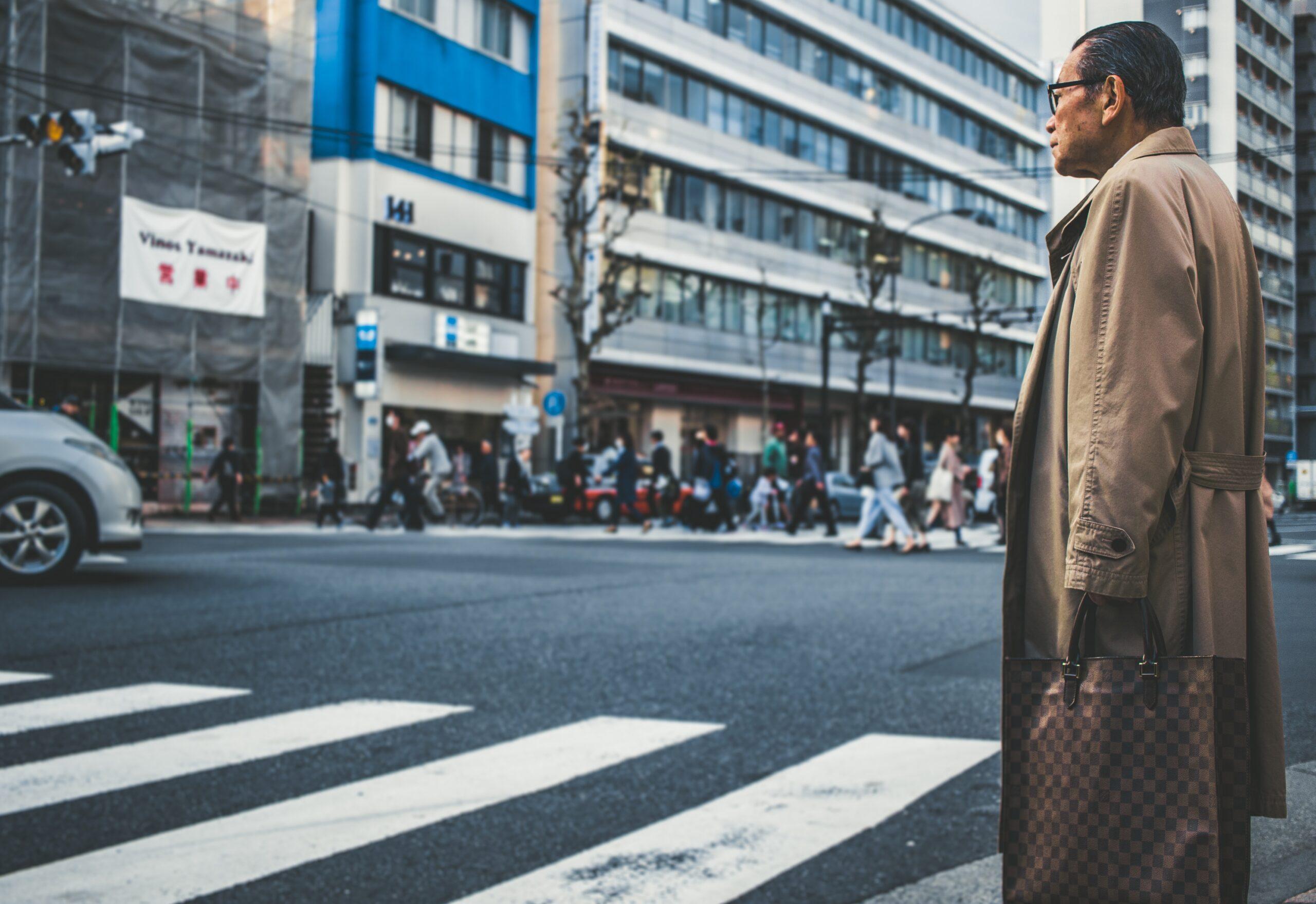 pekerja di jalan